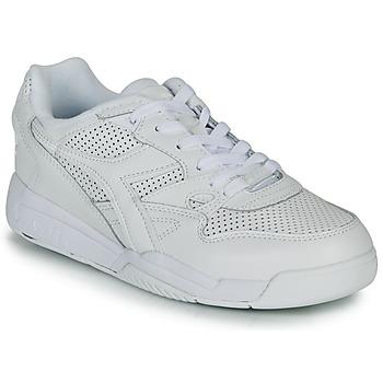 kengät Matalavartiset tennarit Diadora REBOUND ACE White