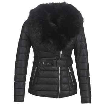 vaatteet Naiset Toppatakki Moony Mood LOUVE Musta