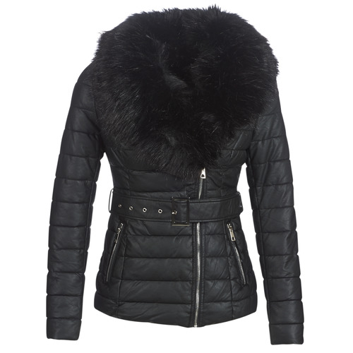 vaatteet Naiset Toppatakki Moony Mood LOUVE Black