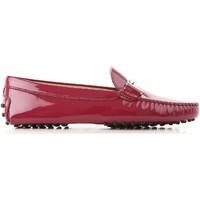 kengät Naiset Mokkasiinit Tod's XXW00G0Q4990W0R812 Rosa scuro