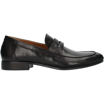 kengät Miehet Mokkasiinit Sandro Ramadori 10320 Black