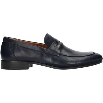 kengät Miehet Mokkasiinit Sandro Ramadori 10320 Blue