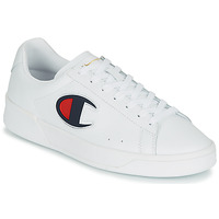 kengät Miehet Matalavartiset tennarit Champion M979 LOW White