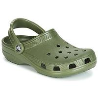 kengät Puukengät Crocs CLASSIC Kaki