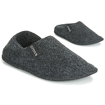kengät Tossut Crocs CLASSIC CONVERTIBLE SLIPPER Black