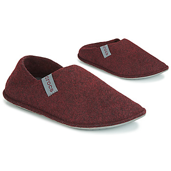 kengät Tossut Crocs CLASSIC CONVERTIBLE SLIPPER Bordeaux / Grey