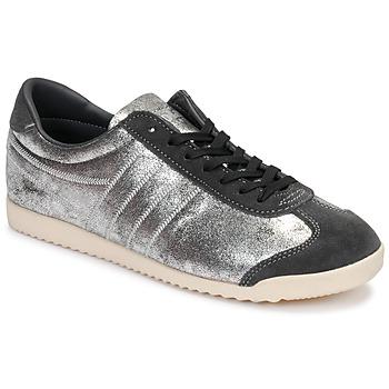 kengät Naiset Matalavartiset tennarit Gola BULLET LUSTRE SHIMMER Black / Grey