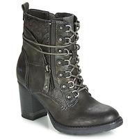 kengät Naiset Nilkkurit Mustang 1233505-305 Brown