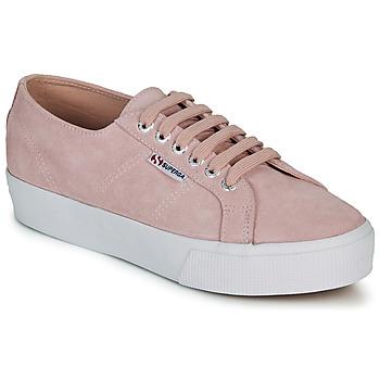 kengät Naiset Matalavartiset tennarit Superga 2730 SUEU Pink