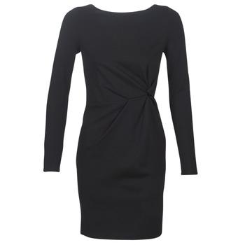 vaatteet Naiset Lyhyt mekko Ikks BP30155-02 Black