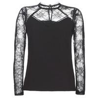 vaatteet Naiset Topit / Puserot One Step CASTILLA Black