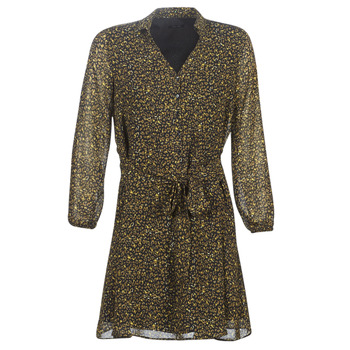 vaatteet Naiset Lyhyt mekko One Step RUNI Black / Kaki