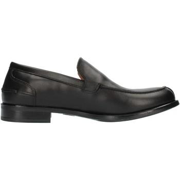 kengät Miehet Mokkasiinit Sandro Ramadori 9280 Black