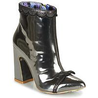kengät Naiset Nilkkurit Irregular Choice ANASTASIA Musta