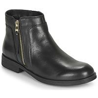 kengät Tytöt Bootsit Geox JR AGATA Black
