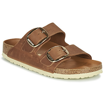 kengät Naiset Sandaalit Birkenstock ARIZONA BIG BUCKLE Brown