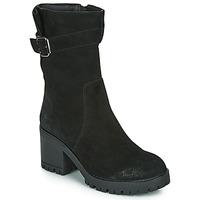 kengät Naiset Saappaat Les Petites Bombes BOUM Black