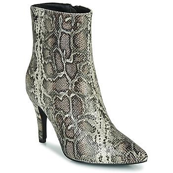 kengät Naiset Nilkkurit Les Petites Bombes ENAEL Ruskea