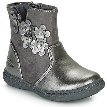 kengät Tytöt Saappaat Chicco CINEY Grey