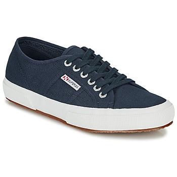 kengät Matalavartiset tennarit Superga 2750 COTU CLASSIC Sininen / Laivastonsininen
