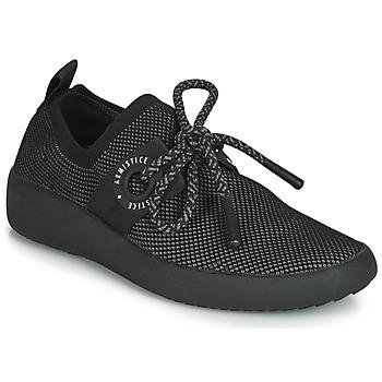 kengät Miehet Matalavartiset tennarit Armistice VOLT ONE Black