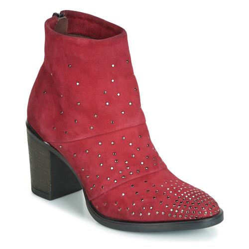 kengät Naiset Nilkkurit Metamorf'Ose FALCAO Red