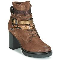 kengät Naiset Nilkkurit Metamorf'Ose FALENCIA Camel