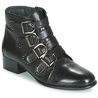 kengät Naiset Bootsit Metamorf'Ose FAMO Black