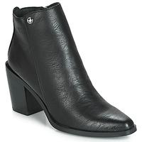 kengät Naiset Nilkkurit Chattawak LATINA Black