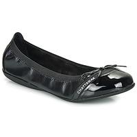 kengät Naiset Balleriinat Chattawak CAPRICE Black