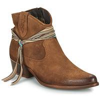 kengät Naiset Bootsit Felmini SERRAJE Brown