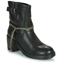 kengät Naiset Nilkkurit Felmini NAHA Black