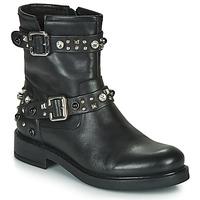 kengät Naiset Bootsit Café Noir CHARLIE Black