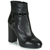 kengät Naiset Nilkkurit Café Noir GLORIA Black