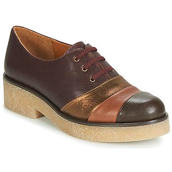 kengät Naiset Derby-kengät Chie Mihara YELLOW Bordeaux