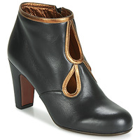 kengät Naiset Nilkkurit Chie Mihara KOSPI Black / Kulta