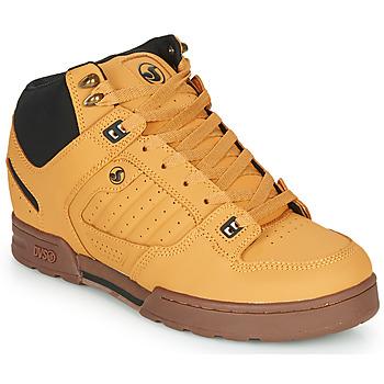 kengät Miehet Bootsit DVS MILITIA BOOT Brown