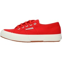 kengät Matalavartiset tennarit Superga 2750S000010 Red