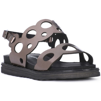 kengät Naiset Sandaalit ja avokkaat Fluchos SONO ITALIANA LAM PELTRO Grigio