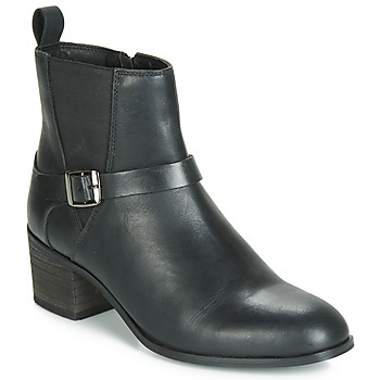 kengät Naiset Nilkkurit Ravel KINGSLEY Black