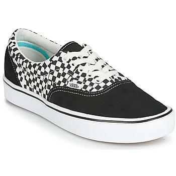 kengät Matalavartiset tennarit Vans COMFYCUSH ERA Musta / Valkoinen