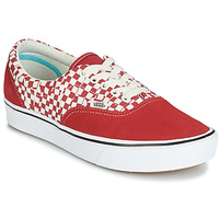 kengät Matalavartiset tennarit Vans COMFYCUSH ERA Red / White