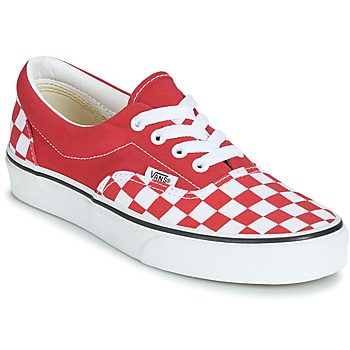 kengät Matalavartiset tennarit Vans ERA Red / White