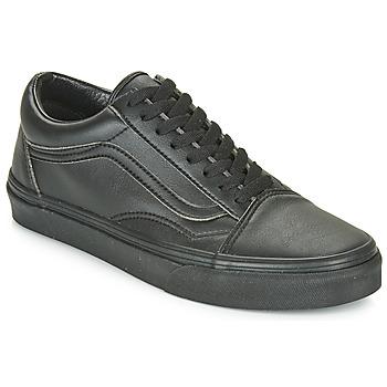 kengät Matalavartiset tennarit Vans OLD SKOOL Musta