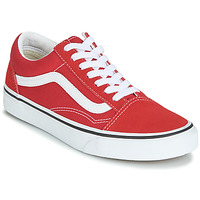 kengät Matalavartiset tennarit Vans OLD SKOOL Red