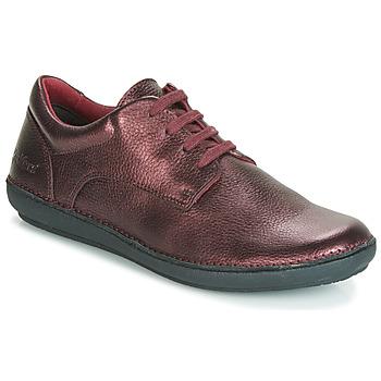 kengät Naiset Derby-kengät Kickers FOWFO Violetti