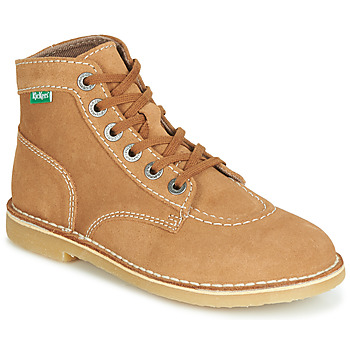 kengät Naiset Bootsit Kickers ORILEGEND Camel