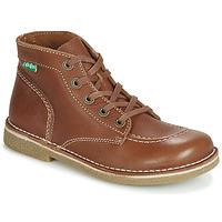 kengät Naiset Bootsit Kickers LEGENDIKNEW Camel