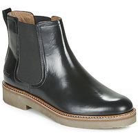 kengät Naiset Bootsit Kickers OXFORDCHIC Black