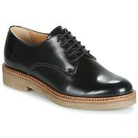 kengät Naiset Derby-kengät Kickers OXFORK Black